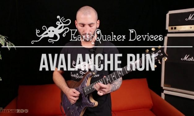 Swirling, Delayed and Decayed Tones with Earthquaker Devices Modulation Pedals!