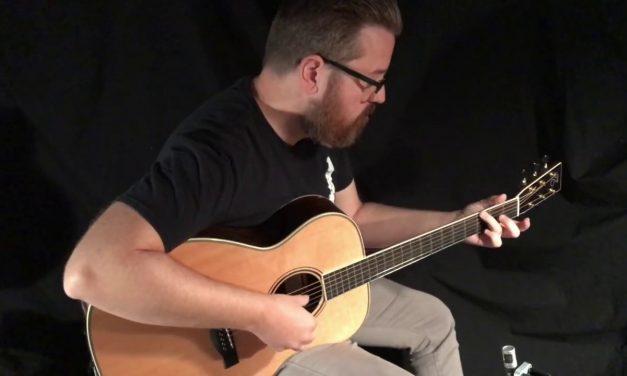 Santa Cruz OMG Guitar (2012) at Guitar Gallery