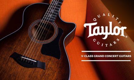 Taylor V-Class Grand Concert Demo
