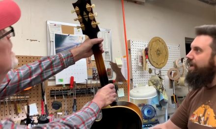 "In The Shop, ""What's on Our Benches"" 