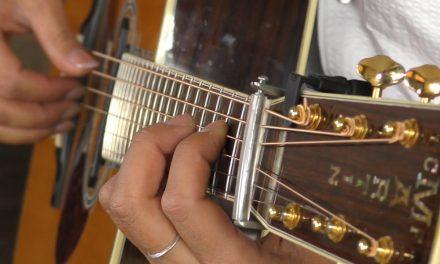 "Hiroya Tsukamoto, ""Blue"" | Live at Elderly Instruments"