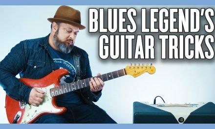 Jimi Hendrix, Eric Clapton and John Mayer Blues Trick