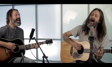 Chris Robinson Brotherhood | Acoustic Guitar Session (Chris Robinson & Neal Casal)