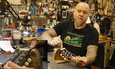 Changing Your Guitar Strings: Two Methods for Stable Tuning | Elderly Instruments Repair Shop
