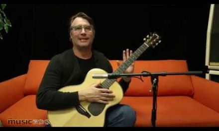 Yamaha LJ26 Acoustic Guitar Demo with Carl Tosten at The Music Zoo!