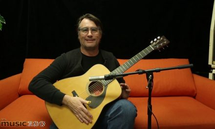 Yamaha Red Label FG5 Concert Acoustic Guitar Demo with Carl Tosten at The Music Zoo!
