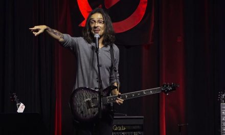 PRS Signature Artist Mark Holcomb Clinic and Q&A