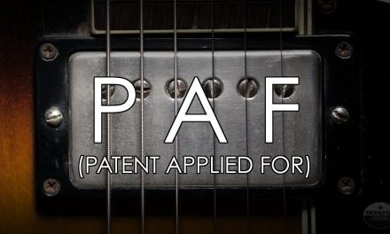 Let's talk about the PAF (Patent Applied For) humbucking pickup!