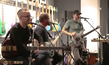 Between the Buried and Me Clinic and Q&A at The Music Zoo!