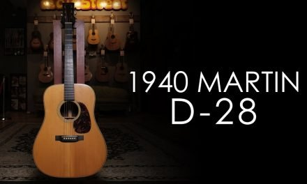 """Pick of the Day"" – 1940 Martin D-28"