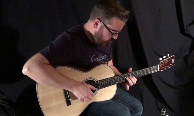 Guitar Gallery presents Froggy Bottom R12 Guitar