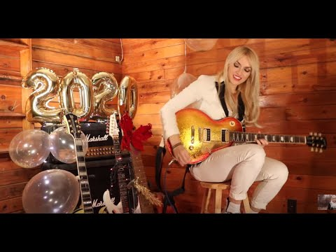 NEW YEAR'S DAY- Rock Guitar Instrumental by Emily Hastings