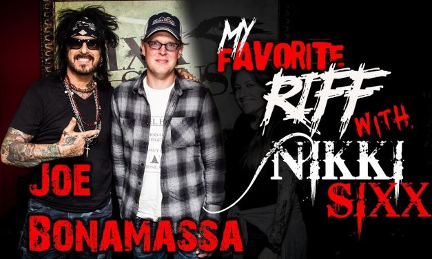 My Favorite Riff with Nikki Sixx: Joe Bonamassa