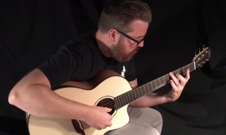 Lowden PB Signature Guitar  at Guitar Gallery