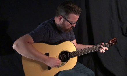 Brondel D1 Guitar at Guitar Gallery