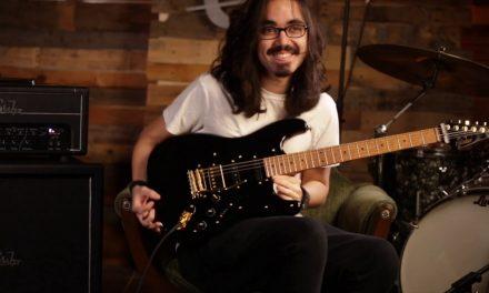 Mateus Asato Plays Guitar!