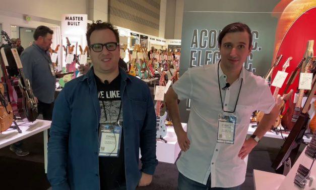 NAMM 2020: Charvel and Jackson Custom Shop Display Guitars Walkthrough With The Music Zoo!