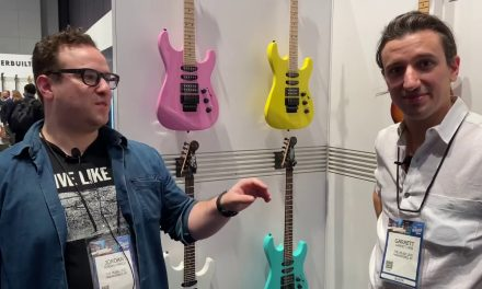 NAMM 2020: Fender HM Strats, Lead Series II and III Guitars are back!