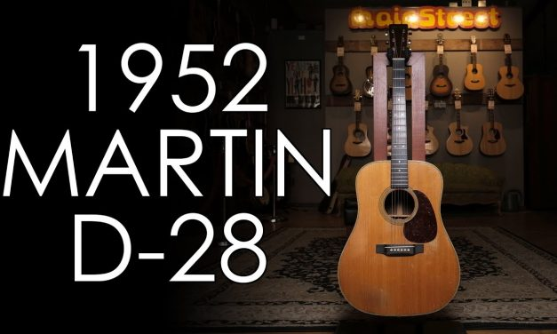 """""""Pick of the Day"""" – 1952 Martin D-28"""