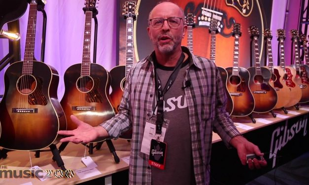 NAMM 2020: Gibson Launches Historically Accurate Custom Shop J-45s, Jumbos, SJ-200's and More!