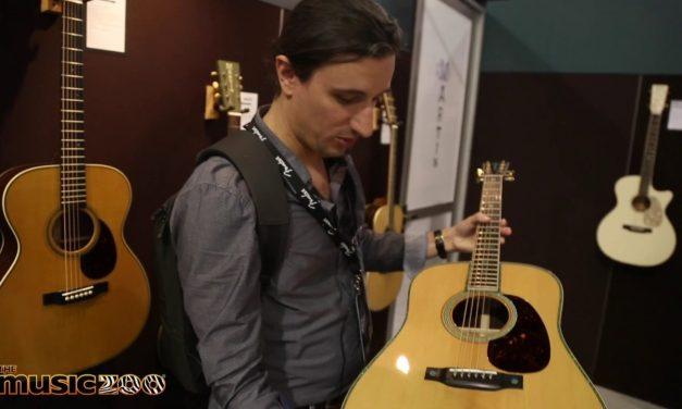 NAMM 2020: Martin Custom Shop Showpiece Guitars Walkthrough With The Music Zoo