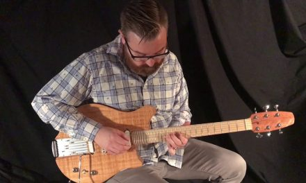 New Complexity Harmonic Master Demo from Guitar Gallery
