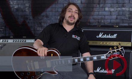 Gibson Les Paul Custom Shop Walnut Finish Guitar