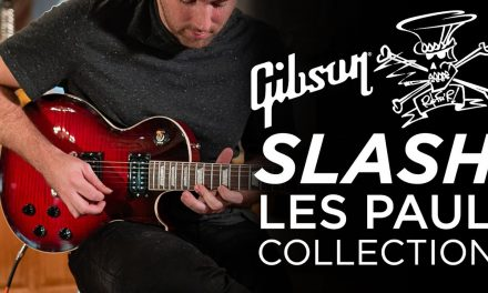Gibson USA Slash Collection Les Paul Standard | CME Gear Demo | Nathaniel Murphy