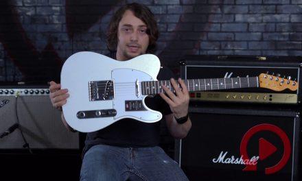 Fender Ultra White Telecaster