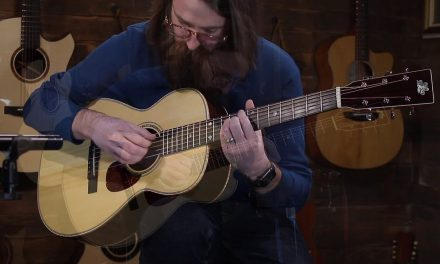 Quick Take – Froggy Bottom P12 Deluxe – Adirondack Spruce & 5A Brazilian Rosewood #P1860