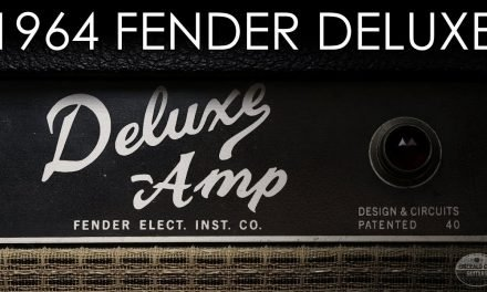 """Pick of the Day"" – 1964 Fender Deluxe"