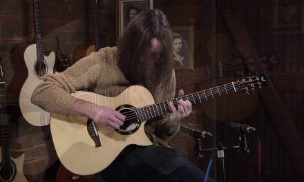 Bigfoot Guitars OMC – German Spruce & Madagascar Rosewood #66