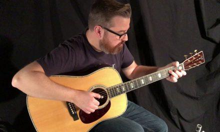 Guitar Gallery presents C.F. Martin D-45 Guitar