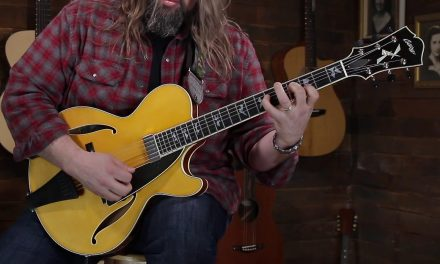 Collings City Limits Jazz – Blonde #19174