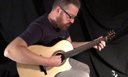 Greenfield GF Guitar at Guitar Gallery