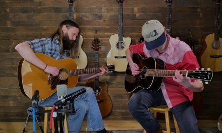Bourgeois Slope D x2 Played by Dustin Greer & Graham Curry – Texas Gales