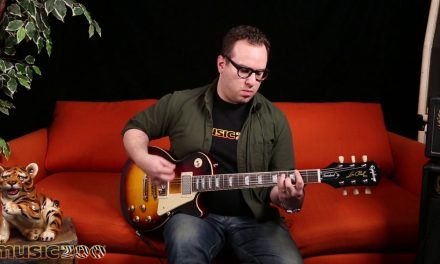 Epiphone 'Inspired by Gibson' Les Paul Standard '50s Demo – Chunky Necks and Flame Tops!