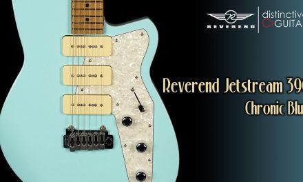Reverend Jetstream 390 | Chronic Blue