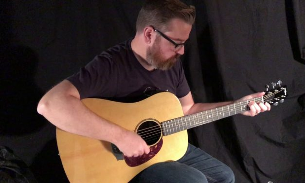 RainSong V-DR1100N2 Guitar at Guitar Gallery