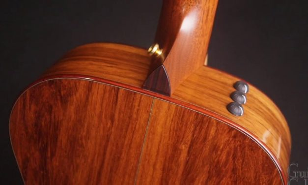 Taylor TF BTO Madagascar Rosewood Guitar by Guitar Gallery