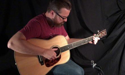 Branzell D Mahogany Guitar at Guitar Gallery