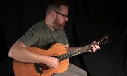 Brent McElroy Guitar at Guitar Gallery