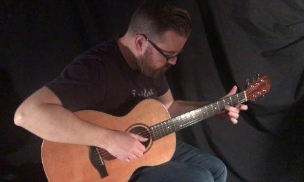 Elysian Madagascar Rosewood Guitar by Guitar Gallery