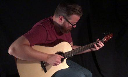 Rasmussen Model S cutaway TREE Guitar at Guitar Gallery