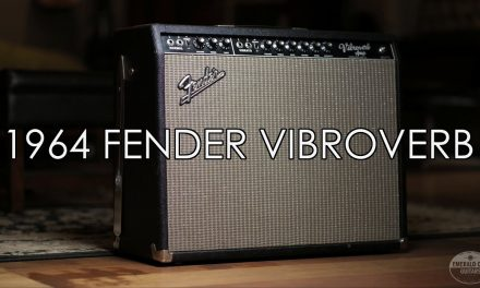 """Pick of the Day"" – 1964 Fender Vibroverb"