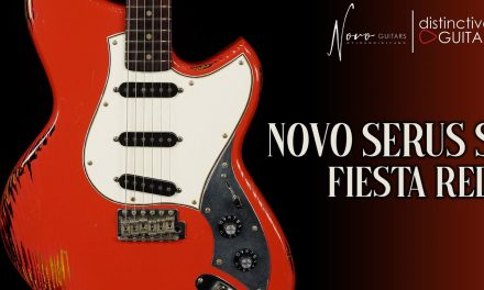 Novo Serus S | Fiesta Red over Sunburst