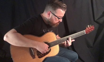 Takamine EF75M TT Used Guitar at Guitar Gallery