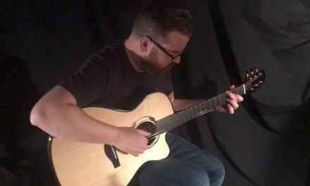 Wingert Model F Guitar by Guitar Gallery