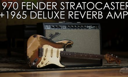 """""""Pick of the Day"""" – 1970 Fender Stratocaster and 1965 Deluxe Reverb"""