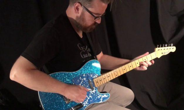 Crook Electric Guitar at Guitar Gallery